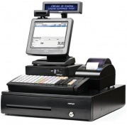 "POS-комплект 8"" ТХ-4200 черный Windows POSReady 7"